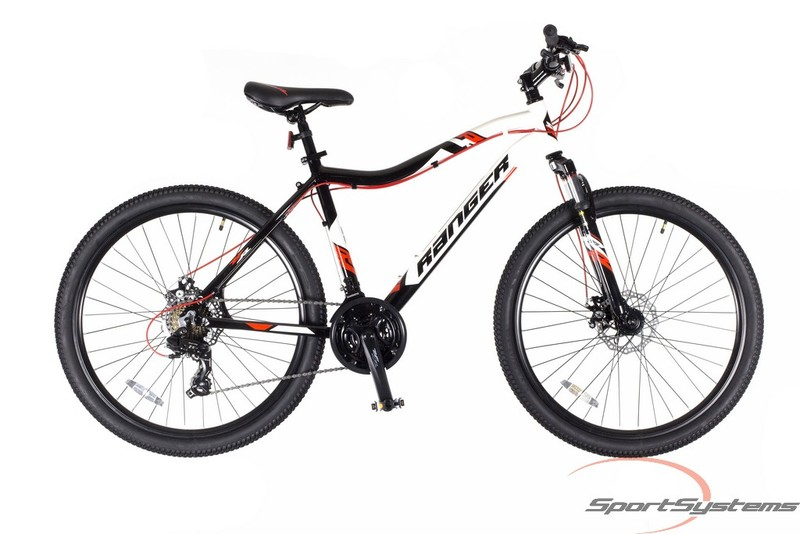 R magnum 26 disc white black red